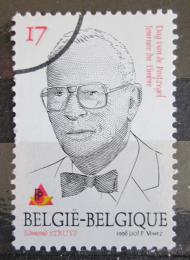 Poštovní známka Belgie 1998 Edmond Struyf Mi# 2808