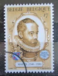 Poštovní známka Belgie 1998 Philips van Marnix, spisovatel Mi# 2828