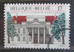 Poštovní známka Belgie 1998 Palác Mniszech ve Varšavì Mi# 2834