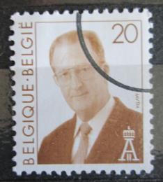Poštovní známka Belgie 1998 Král Albert II. Mi# 2837