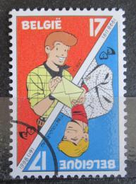 Poštovní známka Belgie 1998 Mládež a filatelie Mi# 2838