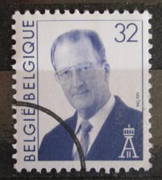 Poštovní známka Belgie 1998 Král Albert II. Mi# 2841