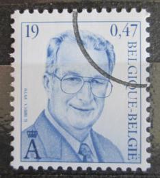 Poštovní známka Belgie 2000 Král Albert II. Mi# 2930