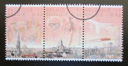 Poštovní známky Belgie 2000 Brusel Mi# 2935-37