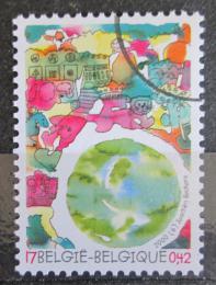 Poštovní známka Belgie 2000 Dìtská kresba Mi# 2942