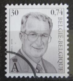 Poštovní známka Belgie 2000 Král Albert II. Mi# 2953