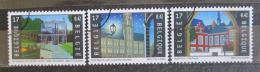 Poštovní známky Belgie 2000 Dìdictví UNESCO Mi# 2974-76