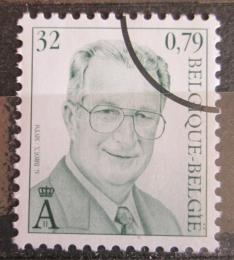 Poštovní známka Belgie 2000 Král Albert II. Mi# 2981