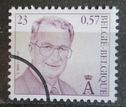 Poštovní známka Belgie 2000 Král Albert II. Mi# 2984