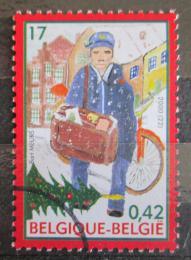 Poštovní známka Belgie 2000 Vánoce a Nový rok Mi# 2993