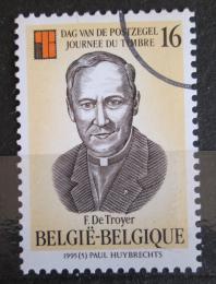 Poštovní známka Belgie 1995 Frans de Troyer Mi# 2648