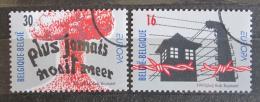 Poštovní známky Belgie 1995 Evropa CEPT Mi# 2649-50
