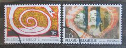 Poštovní známky Belgie 1995 Umìní Mi# 2654-55