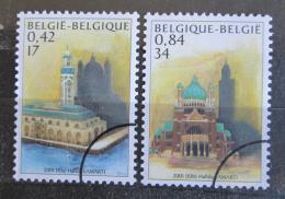 Poštovní známky Belgie 2001 Spolupráce s Marokem Mi# 3052-53