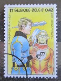 Poštovní známka Belgie 2001 Mládež a filatelie Mi# 3060