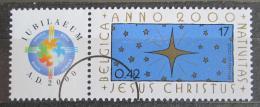 Poštovní známka Belgie 2000 Narození Krista, 2000. výroèí Mi# 3018