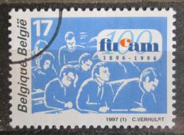 Poštovní známka Belgie 1997 Katolická fakulta univerzity Mons Mi# 2733