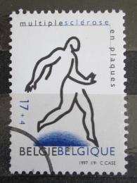 Poštovní známka Belgie 1997 Boj proti roztroušené skleróze Mi# 2782