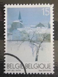 Poštovní známka Belgie 1997 Vánoce a Nový rok Mi# 2783
