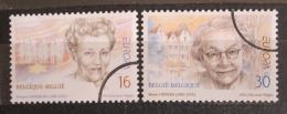 Poštovní známky Belgie 1996 Evropa CEPT, slavné ženy Mi# 2688-89