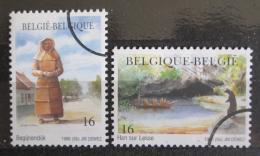 Poštovní známky Belgie 1996 Turistické zajímavosti Mi# 2692-93
