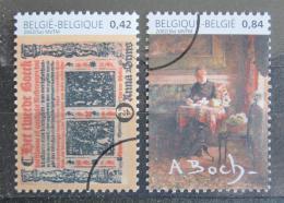 Poštovní známky Belgie 2002 Ženy a umìní Mi# 3111-12