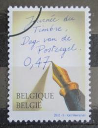 Poštovní známka Belgie 2002 Den známek Mi# 3113