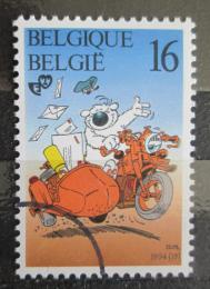 Poštovní známka Belgie 1994 Mládež a filatelie Mi# 2630