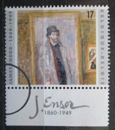 Poštovní známka Belgie 1999 Umìní, James Ensor Mi# 2874