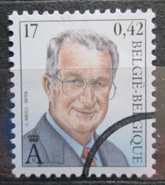 Poštovní známka Belgie 1999 Král Albert II. Mi# 2892