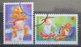 Poštovní známky Belgie 1999 Solidarita Mi# 2903-04