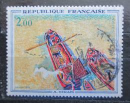 Poštovní známka Francie 1972 Umìní, André Derain Mi# 1814