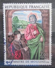 Poštovní známka Francie 1972 Umìní Mi# 1810