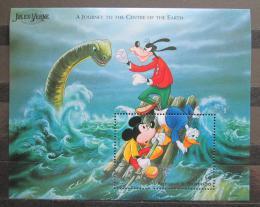 Poštovní známka Antigua 1996 Disney postavièky Mi# Block 346