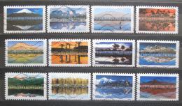 Poštovní známky Francie 2017 Pøíroda Mi# 6648-59 Kat 22.80€