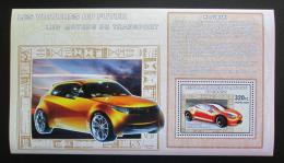Poštovní známka Kongo Dem. 2006 Mitsubishi Eclipse Concept DELUXE Mi# N/N