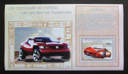 Poštovní známka Kongo Dem. 2006 Volkswagen W12 Concept DELUXE Mi# N/N