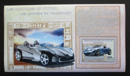 Poštovní známka Kongo Dem. 2006 Mercedes SLA 800 Concept DELUXE Mi# N/N