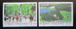Poštovní známky Finsko 1999 Evropa CEPT Mi# 1474-75