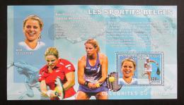 Poštovní známka Kongo Dem. 2006 Kim Clijsters, tenis Mi# N/N