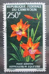Poštovní známka Kamerun 1967 Hvìzdník Mi# 517