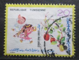 Poštovní známka Tunisko 1979 Cicimek èínský Mi# 963