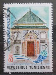 Tunisko 1976 Mauzoleum v Tunisu Mi# 902