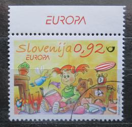 Poštovní známka Slovinsko 2010 Evropa CEPT, dìtské knihy Mi# 852