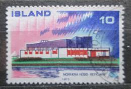 Poštovní známka Island 1973 NORDEN, severská spolupráce Mi# 479