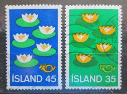 Poštovní známky Island 1977 Severská spolupráce Mi# 520-21