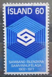 Poštovní známka Island 1977 Spoleè. spolupráce Mi# 525