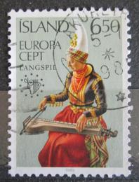 Poštovní známka Island 1985 Evropa CEPT Mi# 632