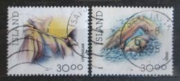 Poštovní známky Island 1994 Sport Mi# 798-99