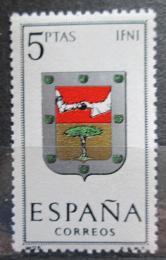 Poštovní známka Španìlsko 1964 Znak Ifni Mi# 1437